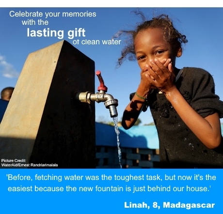 About WaterAid